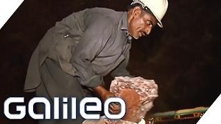 Das beste Salz der Welt: Minen im Himalaya | Galileo | ProSieben