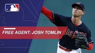 After nine seasons with the indians, right-hander josh tomlin joins braves on a minor league deal for 2019 seasonabout major baseball: l...