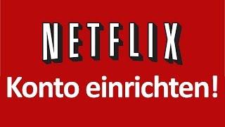 Netflix einrichten | erste Schritte | löschen | Anleitung