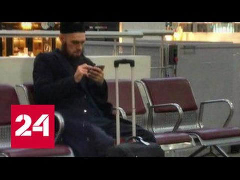 """Перепуганные пассажиры не пустили """"петербургского террориста"""" в самолет"""
