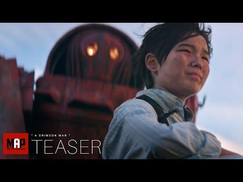 TRAILER | Sci-Fi Short Film ** A CRIMSON MAN ** [Award Winning] Adventure Family Movie By Mike Pappa