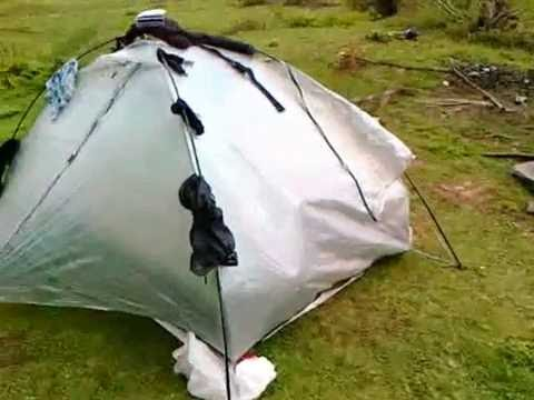 Big Sky Mirage 2p ?uben fiber super tent best ratio weight / comfort & Big Sky Mirage 2p ?uben fiber super tent best ratio weight ...