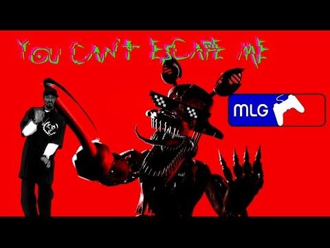 [FNAF MLG] You Can't Escape Me [EPILEPSY WARNING] [てんかん注意]