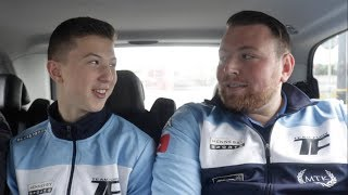 INSIDE TEAM FURY With JOE FURY & MICHAEL HENNESSY EN ROUTE TO TEAM FURY HQ / FURY v PARKER