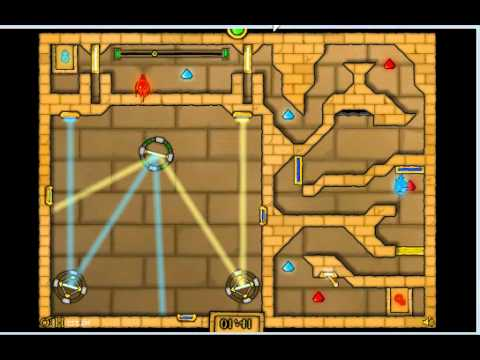 Fireboy And Watergirl 2 In Light Temple Cool Math Level 26