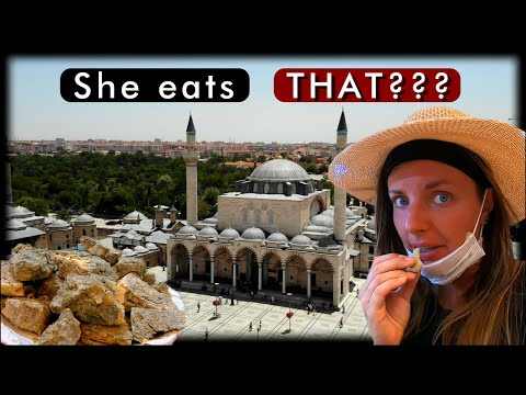 Konya Vlog   What a Cool Place in Turkey   Part 1