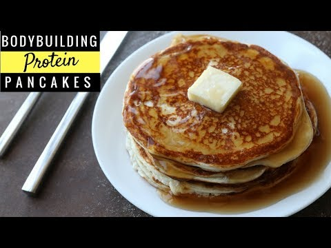 Quick and easy Protein Pancake Recipe