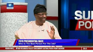 I Have Not Seen Any Better Person Than Atiku Abubakar - Gbenga Daniel Pt.2 |Politics Today|