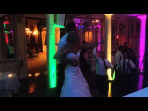 "Music Man Entertainment Wedding ""Party People"" @ The Canfield Casino in Saratoga Springs, NY"