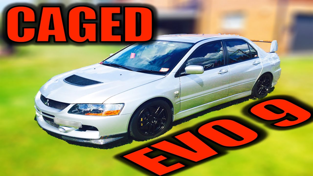 Evo 9 Race Car Vs The Street Tmr Evo Youtube