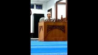 Ustaz Salman Maskuri 20130302. Kitab Nalilur Raja
