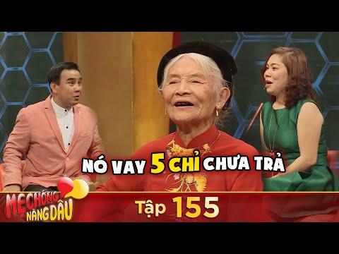 Mẹ Chồng Nàng Dâu | Tập 155: Mẹ chồng U90 kể tội con dâu vay tiền không trả khiến Quyền Linh cười bò