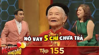 Mother&Daughter-in-law | Ep 155: Woman in her 90s funnily tells how the daughter doesn't return loan