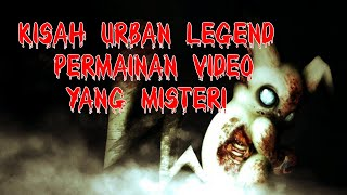 10 Kisah Urban Legend Permainan Video Yang Misteri