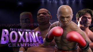 International Boxing Champions - Universal - Hd Gameplay Trailer