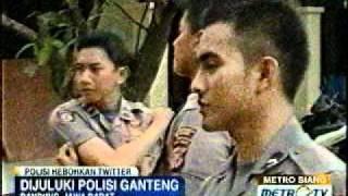 """Polteng!POLISI GANTENG""""BRIPDA SAEFUL BACHRI"""""""