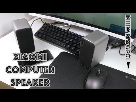 ПК колонки Xiaomi Wireless Bluetooth Computer Speaker