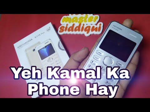 Smallest Phone Review !! Full Unboxing !! Kechaoda K66 Plus