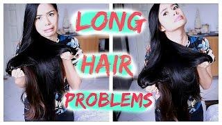 My 26 Long Hair Struggles- TRUTH REVEALED- Beautyklove