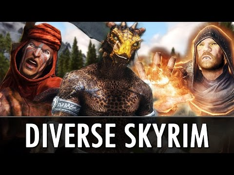 Skyrim Mod Makes It So You're Not Fighting The Same NPCs All