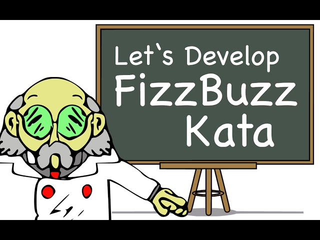 Code Kata - FizzBuzz by Let's Developer