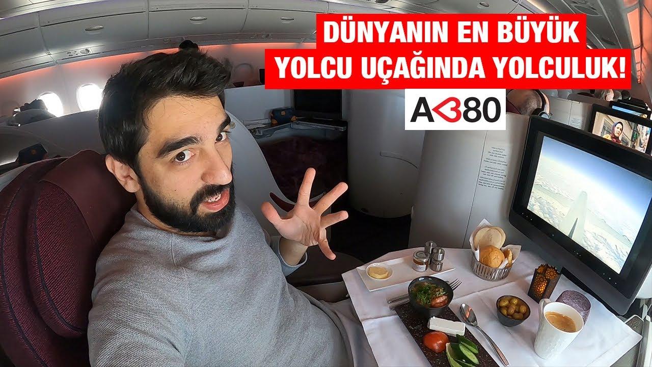 THY'nin Rüya Uçağı İstanbul'da