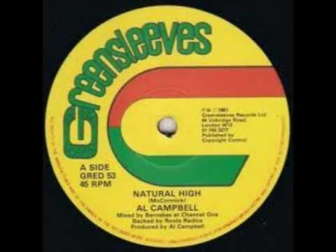 Al Campbell -  Natural High