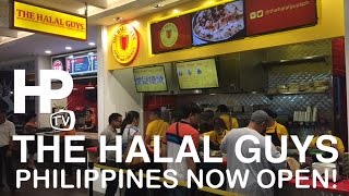 The Halal Guys Manila Philippines Now Open! SM Megamall by HourPhilippines.com