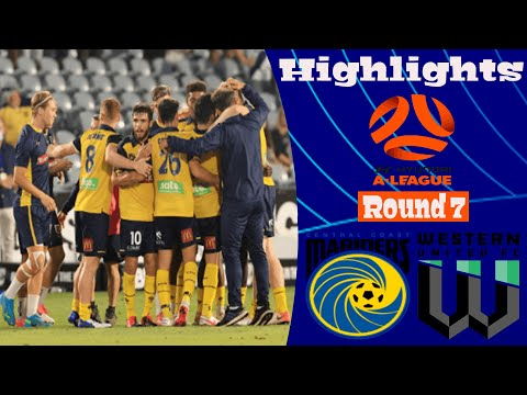 Central Coast Western United Goals And Highlights