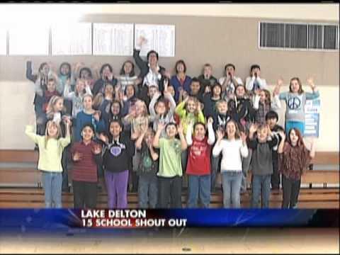 12-01-2011 Lake Delton Elementary School, Lake Delton