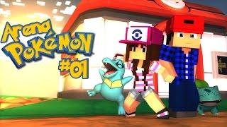 Arena Pokémon #01 - NOVO SERVIDOR DE PIXELMON!