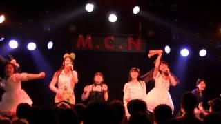HAPPY DANCEの実力テスト 2013.12.08 @Macana より のんのん&ななぴよ W...