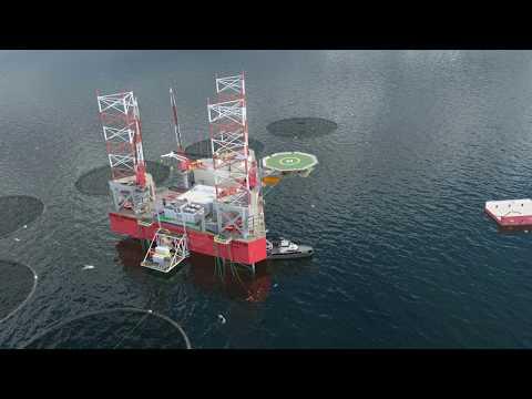 Roxel Aqua -  Ocean Fish Farm v2   Patent Protected
