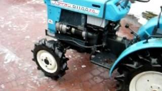 Sprzedaż używanych mini traktorków ciągników ogrodniczych  www.traktorki.waw.pl