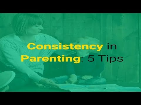 Consistency in Parenting
