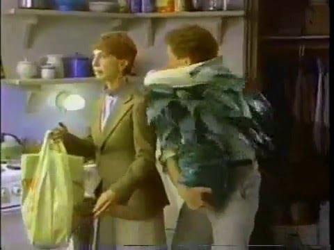 Wisk detergent wDoris Belack  1983