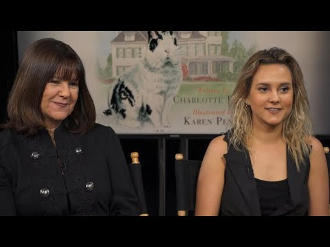 Karen and Charlotte Pence on new children's book, being America's second family