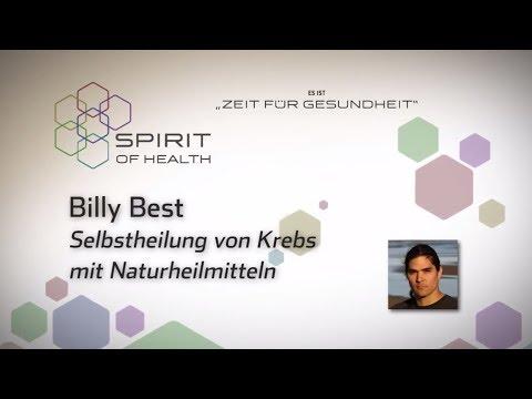Selbstheilung von Krebs mit Naturheilmitteln   Billy Best