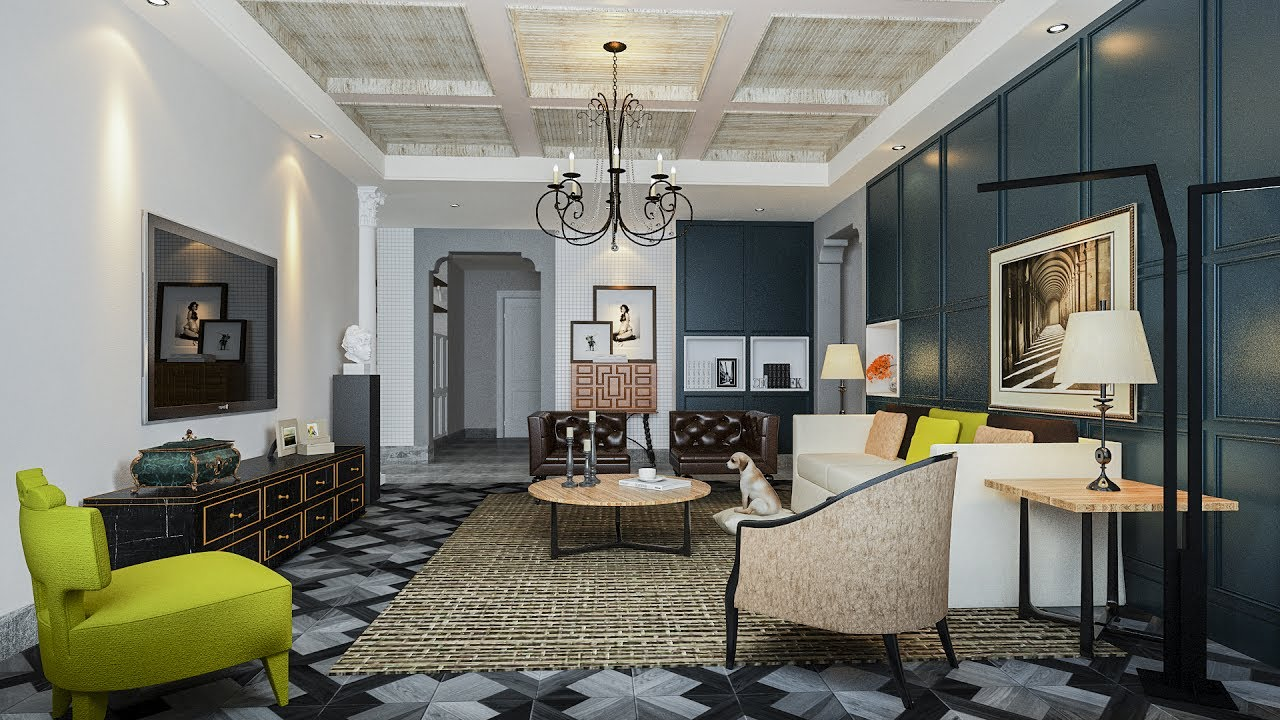 Autodesk 3ds max rendering for photorealistic interior - Autodesk 3ds max interior design ...