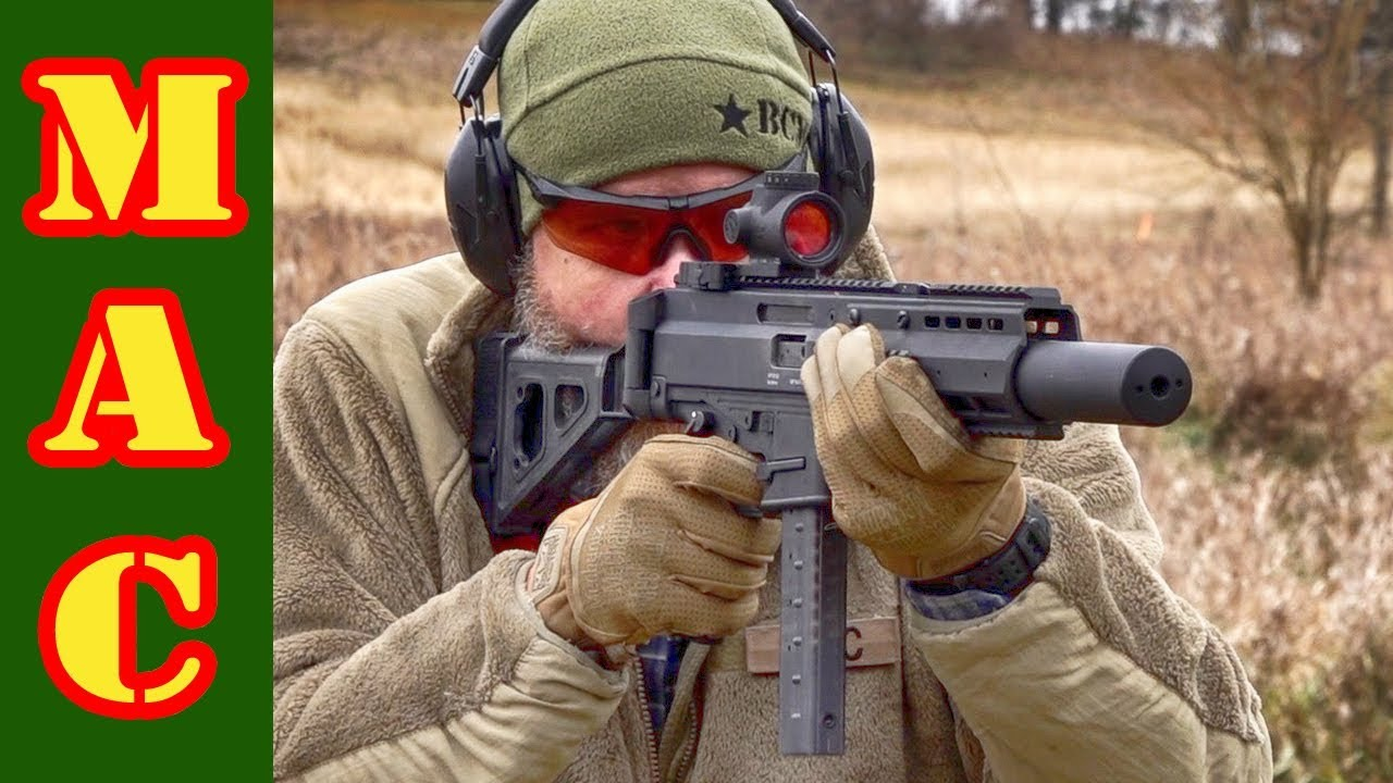 Download B&T APC9-SD - The Swiss MP5-SD