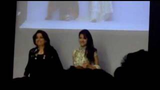vuclip Fashion Pakistan Week 2 FPW Day 01 karachi 2010 vid 3