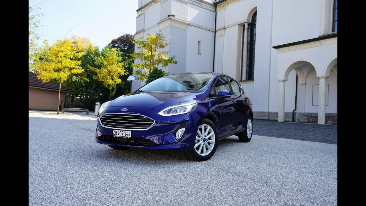 Ford Fiesta 2017 Im Test Autoscout24 Youtube