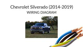 Chevy Silverado wiring diagram - YouTube | 2014 Silverado Wire Diagram |  | YouTube