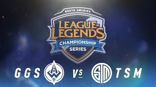 Video GGS vs. TSM - Week 9 Day 1 | NA LCS Spring Split | Golden Guardians vs. TSM (2018) download MP3, 3GP, MP4, WEBM, AVI, FLV Juni 2018