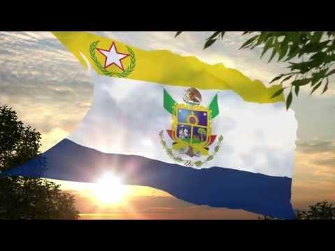Bandera del Estado de Querétaro [Propuesta 1 por MGO]
