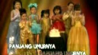 SELAMAT ULANG TAHUN. Lagu anak-anak