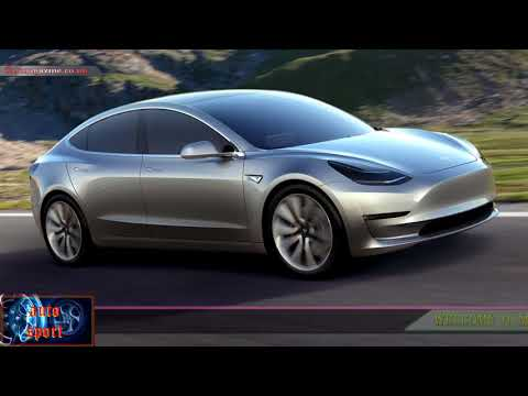 TESLA MODEL 3 What will this electric car look like