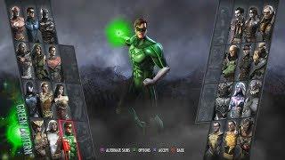 Injustice: Gods Among Us Arcade #21- Green Lantern