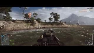Тащилово в режиме Захват Battlefield 4