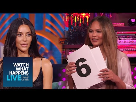 A Decade Of WWHL's Best Shade | WWHL